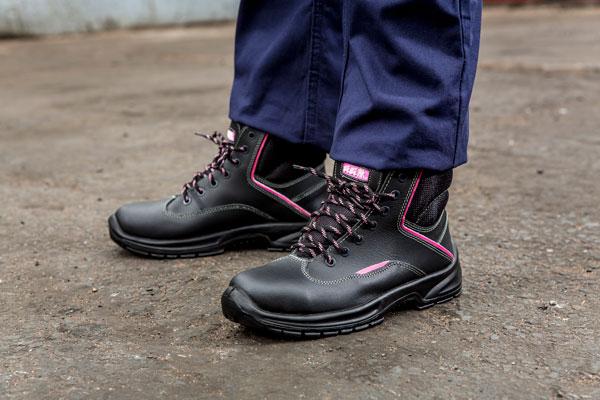 dames werkschoenen Safety Jogger - Gevavi - Grisport - Dunlop - Planet Europe