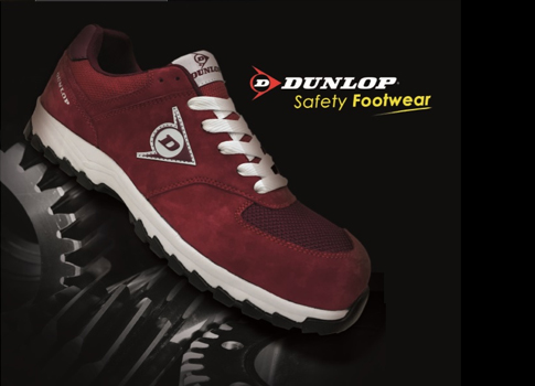 Sportieve werkschoenen Dunlop - Gevavi - Safety Jogger - Grisport -