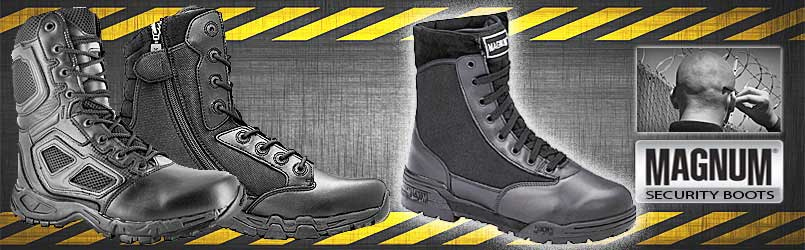 Security Boots Legerkisten Magnum Life-Line Lowa Bata