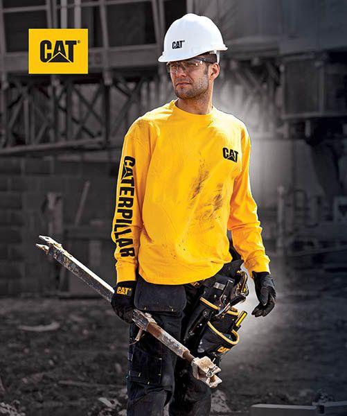 Werkkleding Caterpillar Gevavi JMP Carhartt