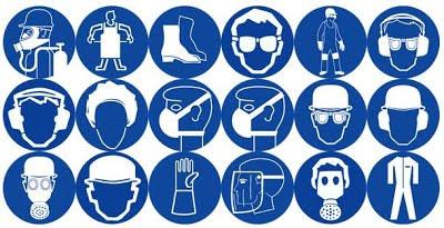 PBM Persoonlijke Beschermingsmiddelen - Veiligheidsbrillen - Veiligheidshelmen - Handschoenenen -