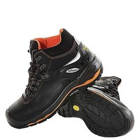 72003L S3 Zwart Werkschoenen Uniseks