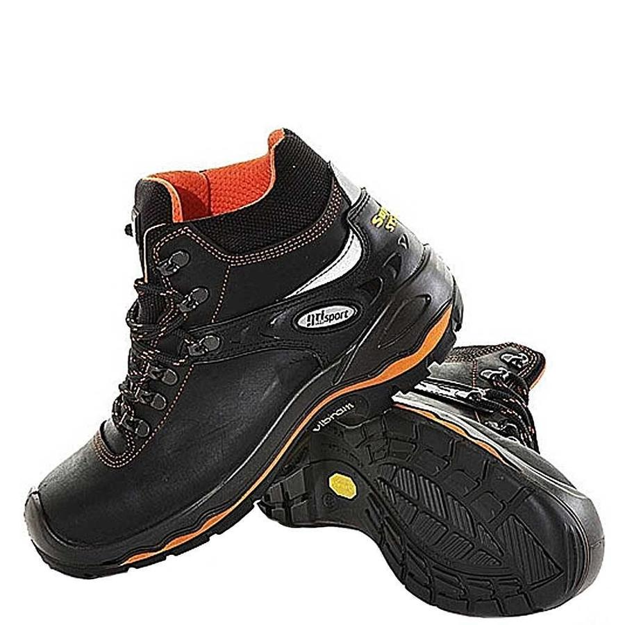 72003L  Zwart S3 Werkschoenen