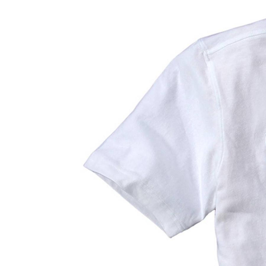 Maddock Graphic Block Logo S-S Wit Shirt Heren