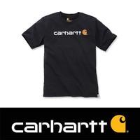 EMEA Core Logo Zwart S-S T-Shirt Heren
