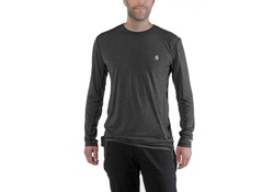 Carhartt Force Extremes Long Sleeve Black Heather Shirt Heren
