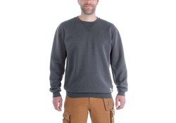 Carhartt Midweight Crewneck Sweatshirt Carbon Heather Heren