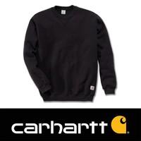 Midweight Crewneck Sweatshirt Zwart Heren