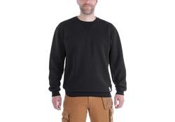 Carhartt Midweight Crewneck Sweatshirt Zwart Heren