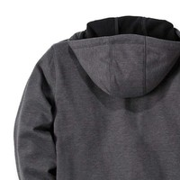 Wind Fighter Hooded Sweatshirt Navy Heren