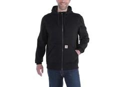 Carhartt Wind Fighter Hooded Sweatshirt Zwart Heren