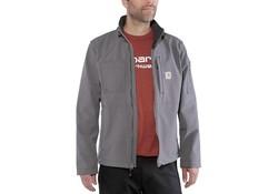 Carhartt Rough Cut Jacket Charcoal Winterjas Heren