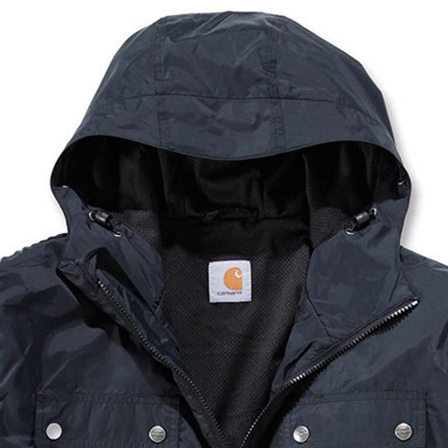 Rockford Jacket Zwart Winterjas Heren