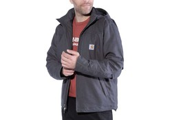 Carhartt Quick Duck Full Swing Cryder Jacket Shadow Winterjas Heren