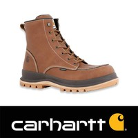 Hamilton S3 Wedge Tan Werkschoenen Heren