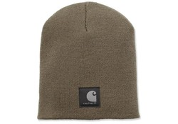 Carhartt Force Extremes Knit Hat Burnt Olive Muts Uniseks