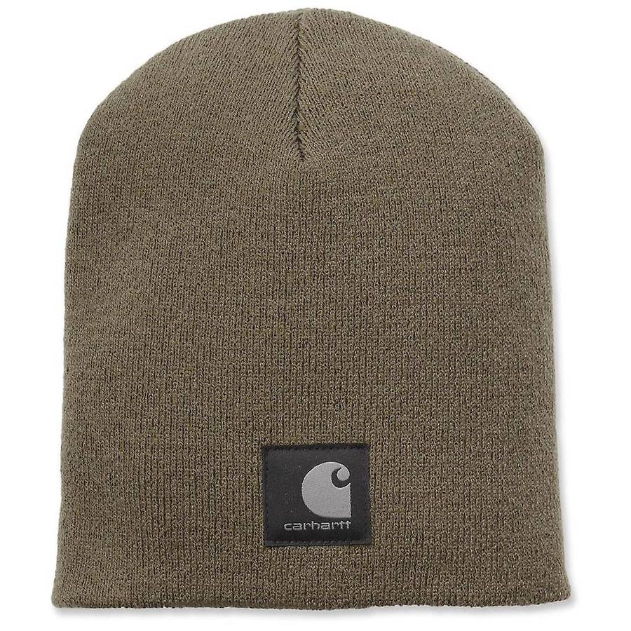 Force Extremes Knit Hat Burnt Olive Muts