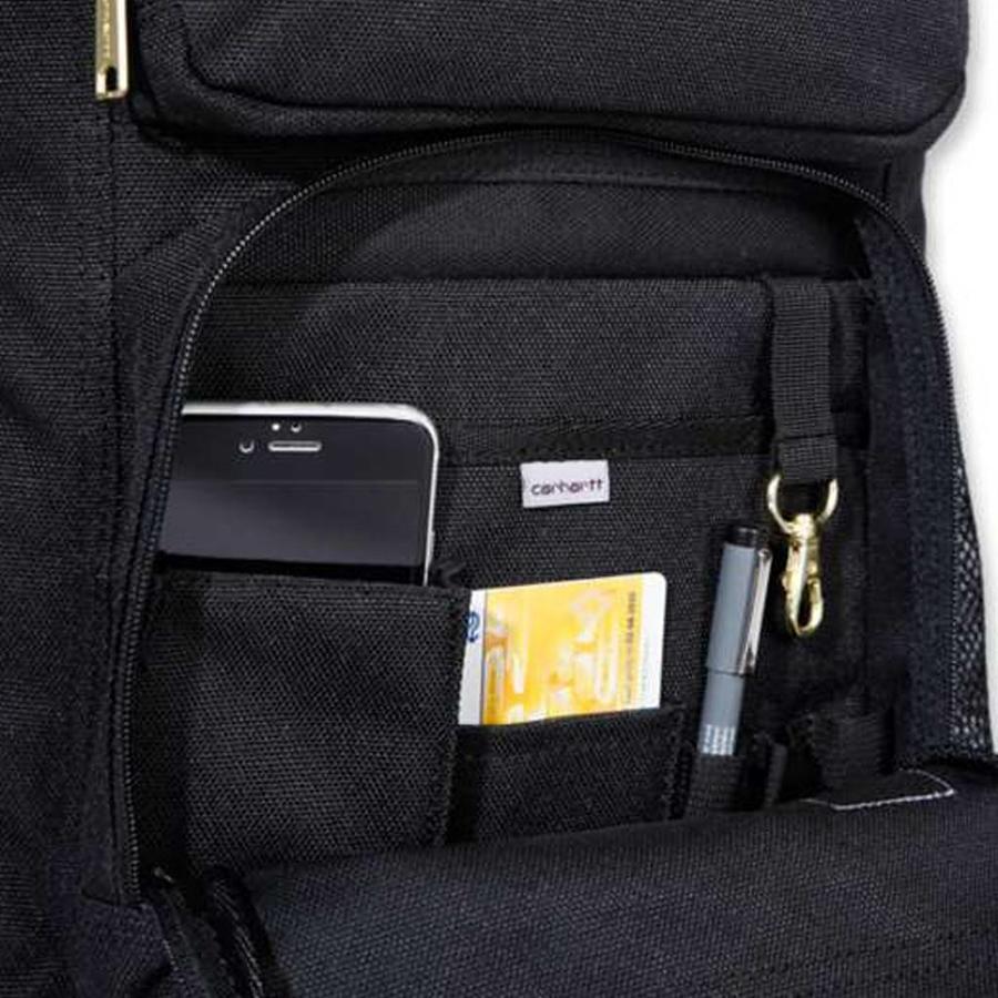 Legacy Standard Work Pack Zwart Rugzak