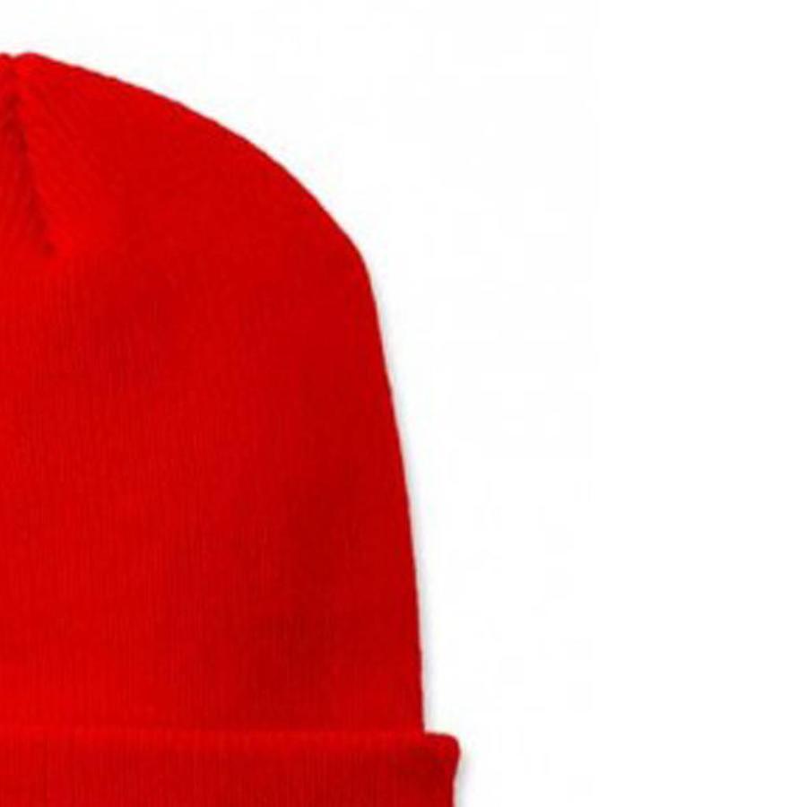 Watch Hat Bright Orange Muts