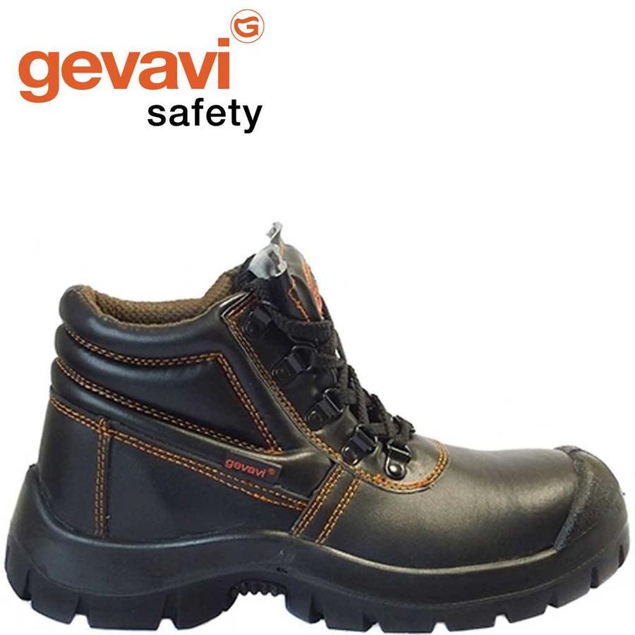GS12 Zwart Werkschoenen S3