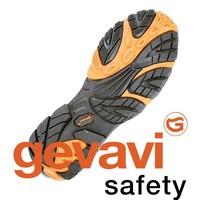 GS31 Grijs Lage Veiligheidsschoenen S1 Uniseks