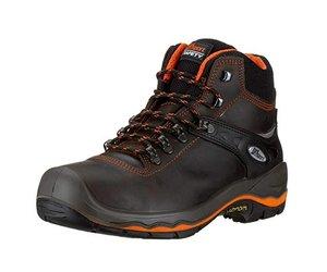 Grisport Werkschoenen S3.Grisport Safety 72003l S3 Zwart Werkschoenen Uniseks