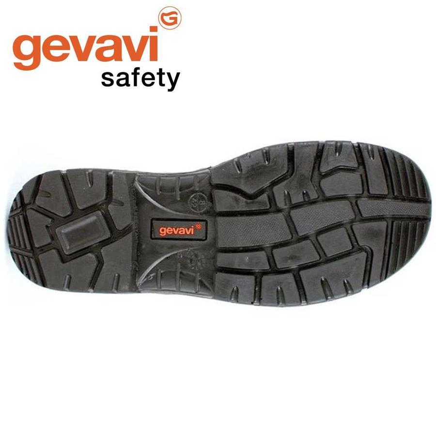 GS01 Zwart S3 Werkschoenen