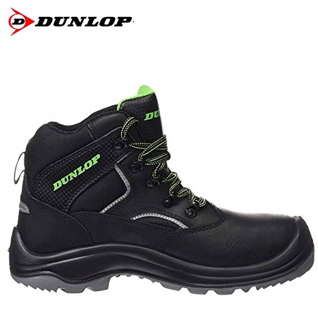 Dunlop Orion Veiligheidsschoenen Zwart S3 Heren
