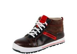Dunlop Shoes Street Response Bruin Hoge Veiligheidsschoenen S3 Heren