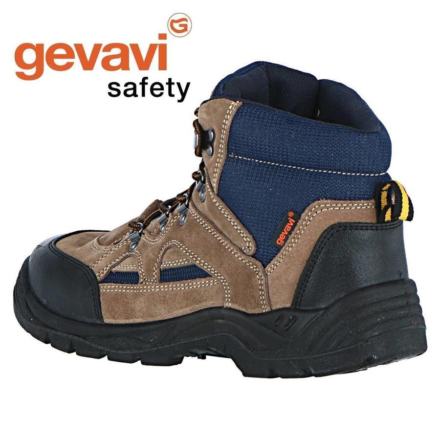 Worker Hoge Veiligheidsschoenen S1P Heren