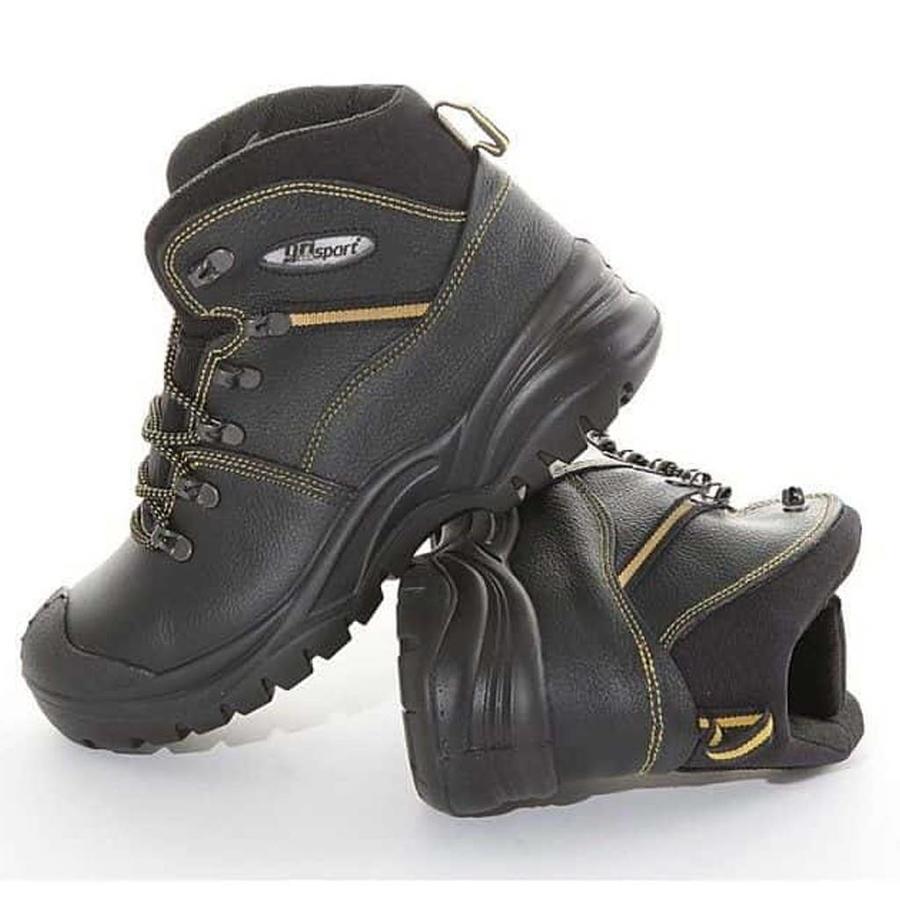 706 VAR 21 S3 Zwart Werkschoenen