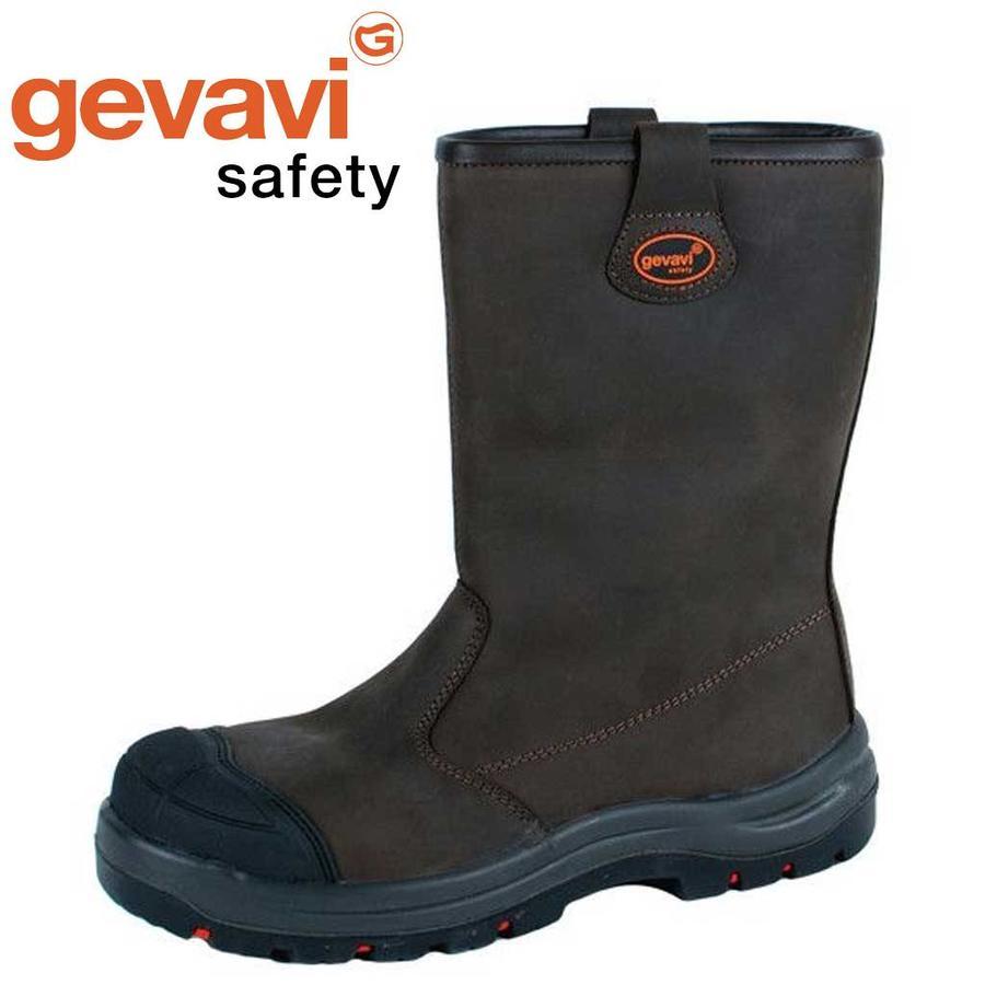 GS85 Bruin Veiligheidslaarzen S3 Heren