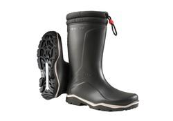 Dunlop K400061 Blizzard Zwart Gevoerde Laarzen PVC Uniseks