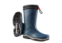 Dunlop K454061 Blizzard Blauw Gevoerde Laarzen PVC Uniseks