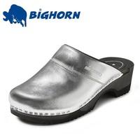 BM01 Rhone Zilver Buigzame Clog Uniseks
