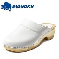 BM01 Rhone Wit  Medische Klompen  Smal