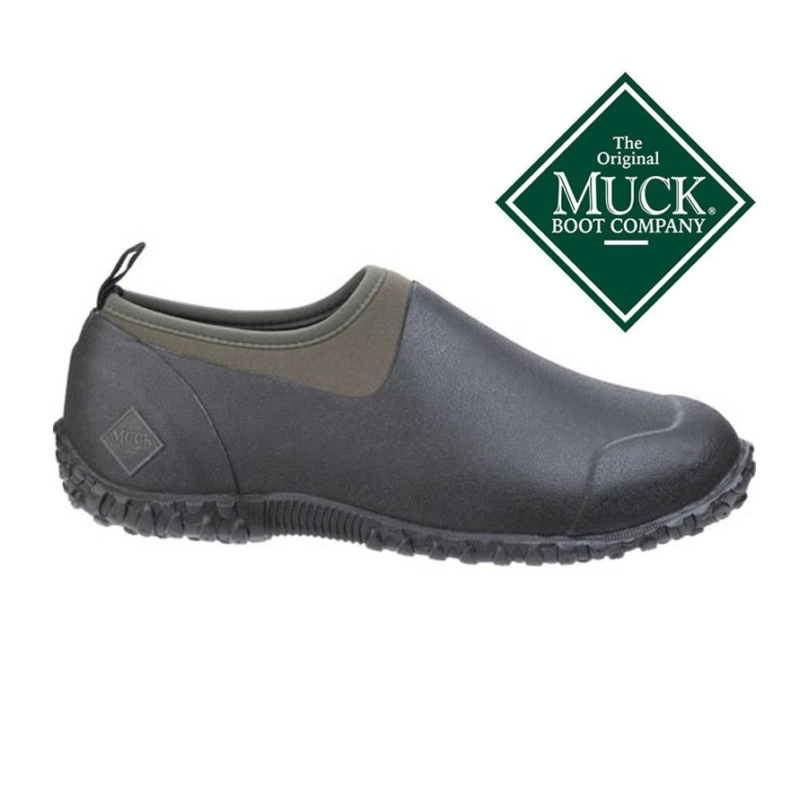 Muckster II Low Groen Tuinklompen Heren