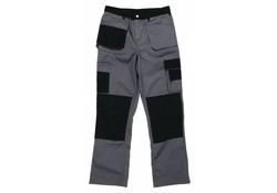 Gevavi Workwear GW02 Grijs Multibroek Heren