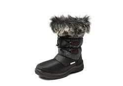 Gevavi Boots CW96 Zwart Gevoerde Winterlaarzen Dames