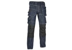4Work  Malaga Denim Werkbroek Heren