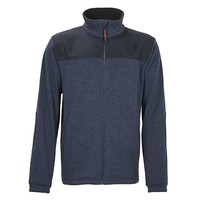 4Work  Ronda Gemeleerd Blauw Fleece Vest Heren