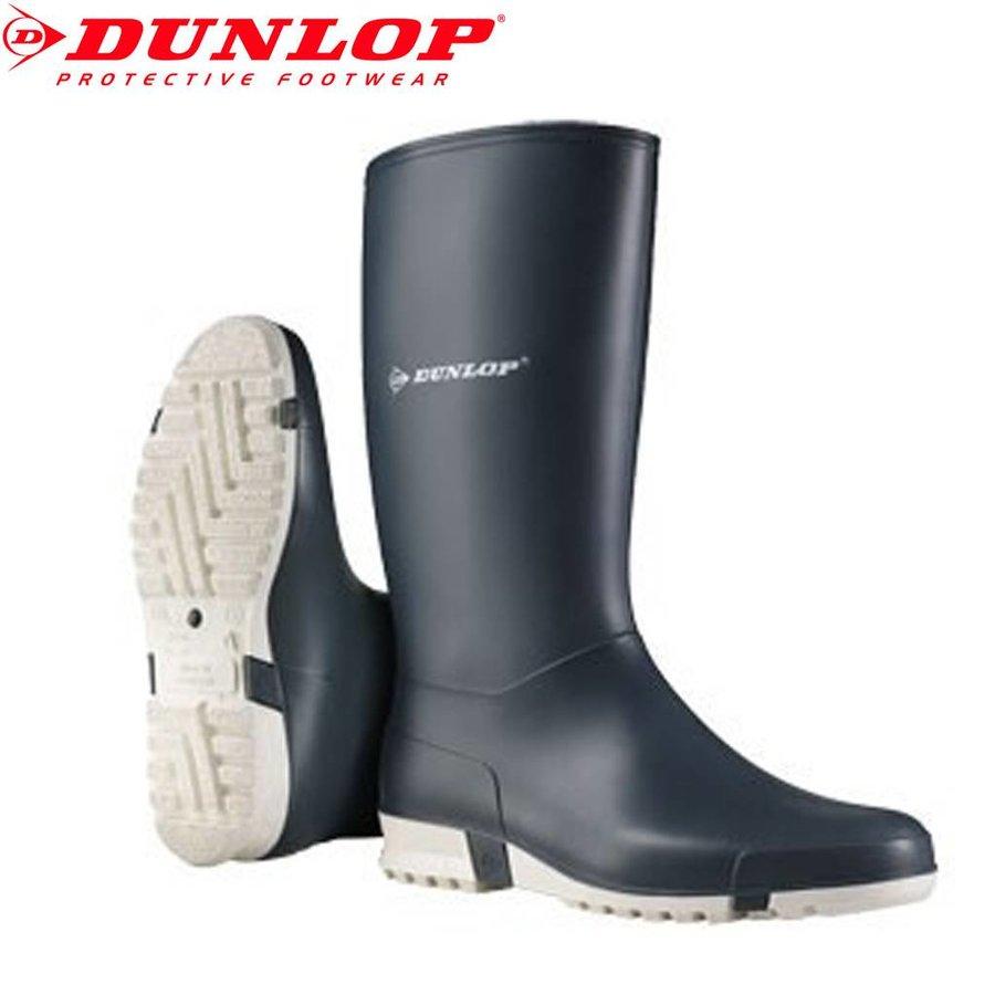 K265111 PVC Donker Grijs Sportieve Laarzen Dames