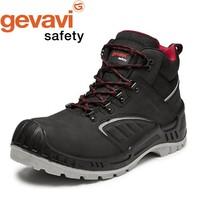 GS44 S3 Hoog Zwart Werkschoenen Uniseks