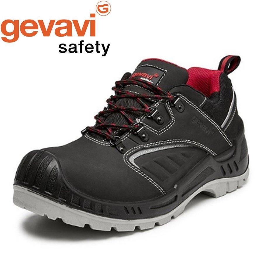 GS43  Zwart S3 Werkschoenen