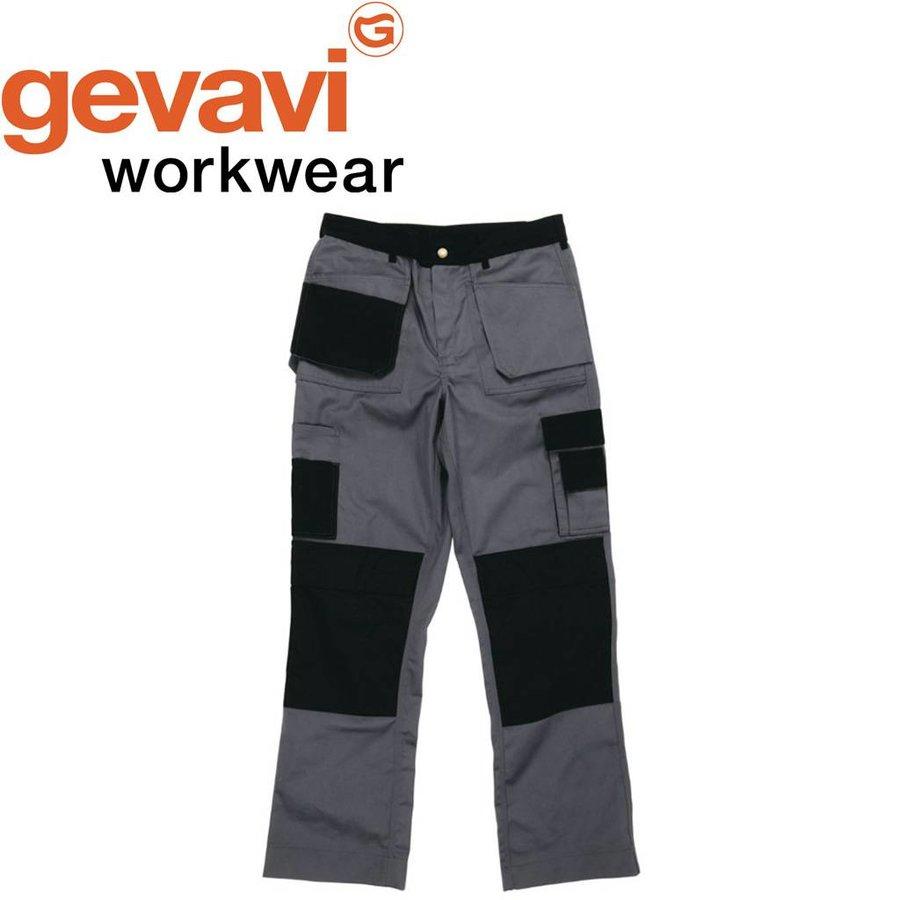 GW02 Grijs Werkbroek Heren