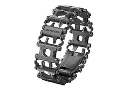 Leatherman  Tread Stainless BK Metrisch Armband