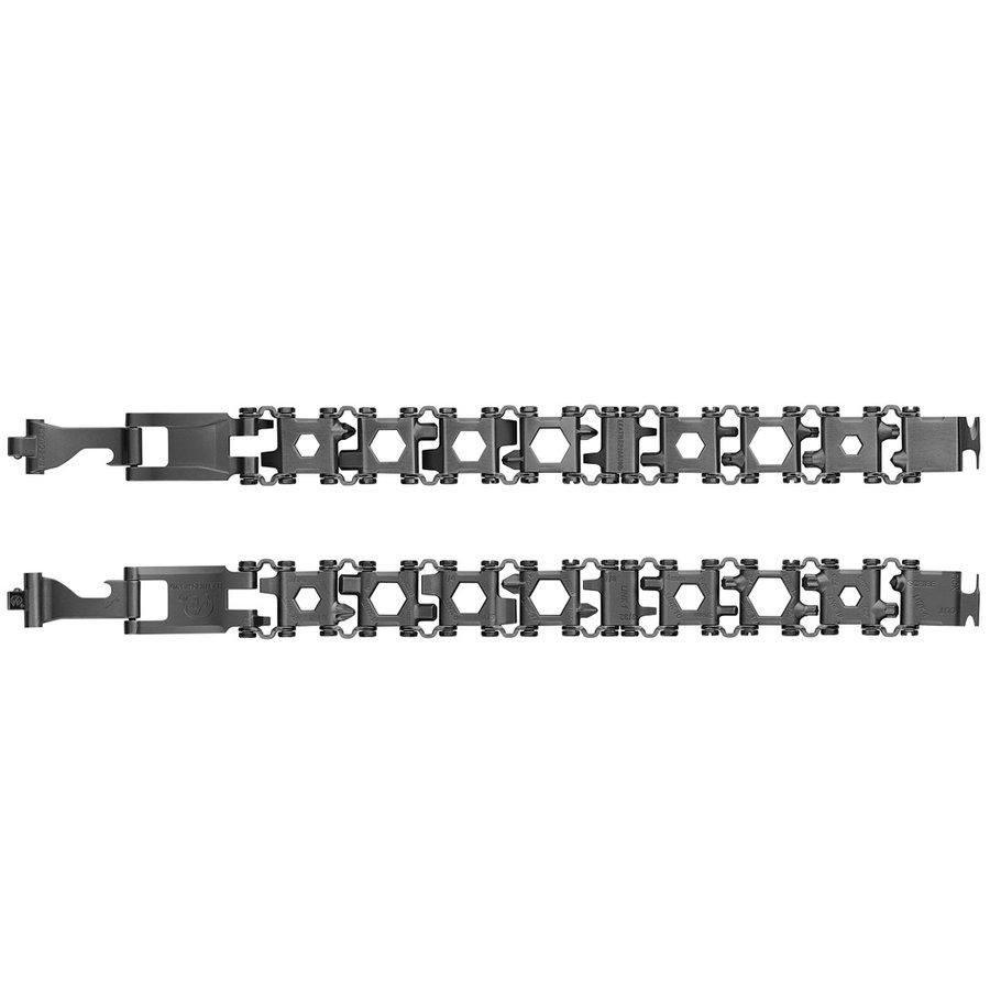 Tread Black LT Armband