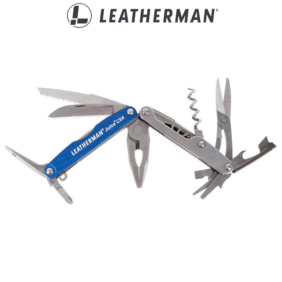 Juice CS4 Columbia Blue Multitool