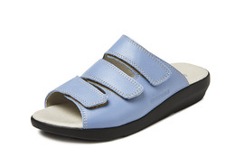 BigHorn 3201 Turquoise Slippers Dames