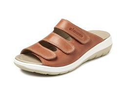 BigHorn 4201 Bruin Gezondheids Slippers Dames